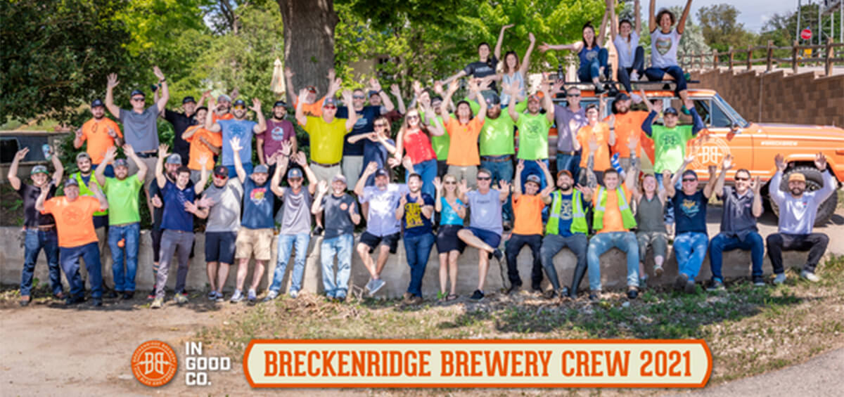 Work With Breck Brew