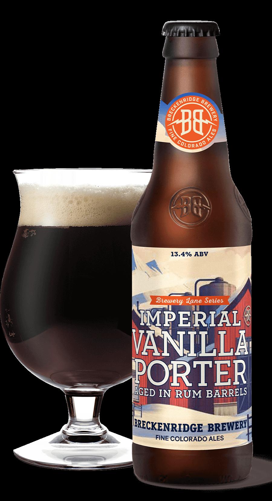 Imperial Vanilla Porter