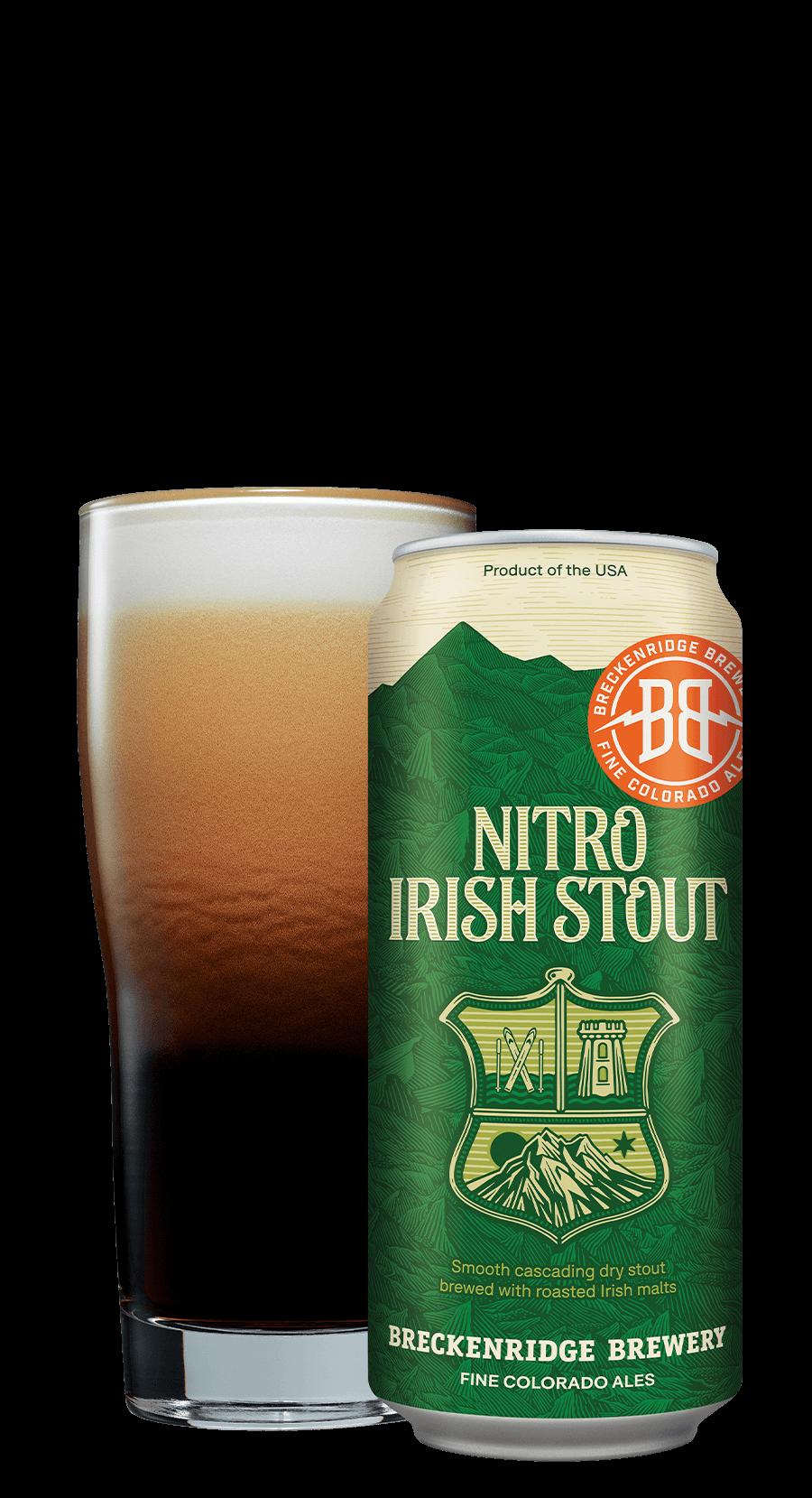 Nitro Irish Stout